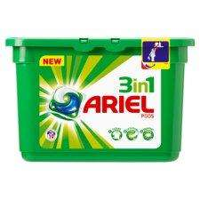 Ariel 3 in 1 washing pods. 57 for £10 @ Tesco