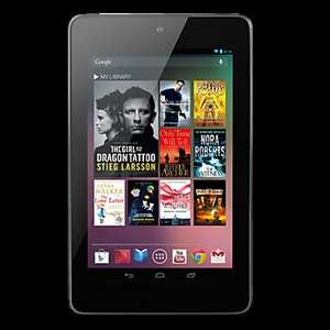 Google Nexus 7 Wi-Fi 16GB £139(Free Delievery on all tablets and phones) @Carphone Warehouse