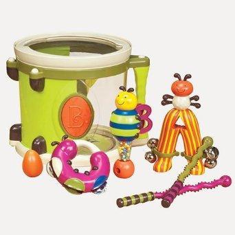 B Parum Pum Pum Musical Instruments £17.99 @ Amazon