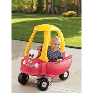Little Tykes Cozy Coupe 30th Anniversay - just £29.95 delivered with code @ Toys R Us