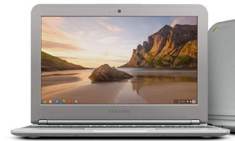 Samsung Chromebook (released Oct 2012) £189.95 @ Amazon