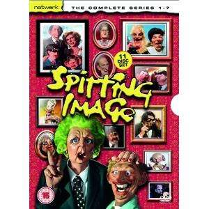 Spitting Image Series 1-7 (11 DVDs) at dvdgold.co.uk £25.99