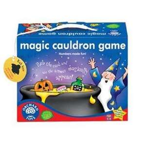Orchard Toys Orchard Toys Magic Cauldron (Halloween) Game £5.99 @ Amazon (49% off) + possible Free Delivery