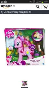 My Little Pony Walking Talking Pinkie Pie £13.99 delivered at Amazon