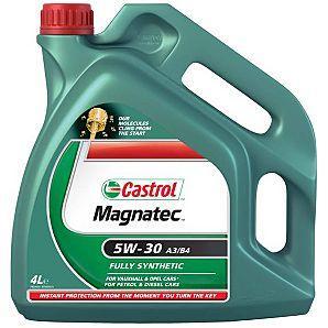 castrol magnatec 5w 30 a3 b4 fully synthetic car oil £5 @ Asda kirkcaldy
