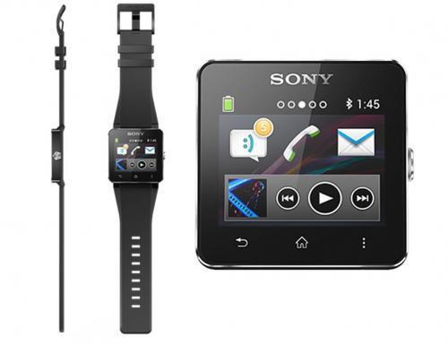 Sony SmartWatch 2 £99.99 @ Amazon black metal strap