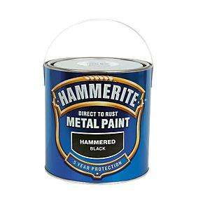 Selected Hammerite Paints 2.5L £24.00 and 750ml £10.99 Up To 45% Off @ Screwfix