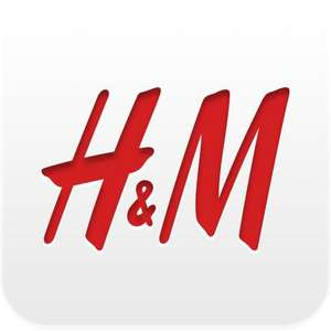 20% Student Discount at H&M instore with free UNiDAYS app