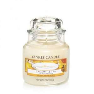 Yankee Candle Camomile Tea Small Jar Candle £2.50 Housing Units