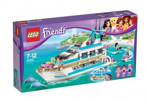 Lego Friends Dolphin Cruiser Asda Direct £49.97
