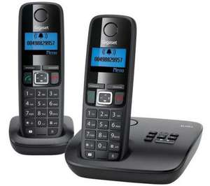 Gigaset AL410A Digital Cordless Phone With Answering Machine Twin Handsets £23.99 @ CURRYS £23.99