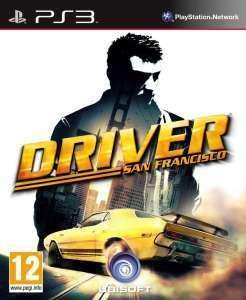 Driver: San Francisco PS3 Game £6.99 ONLY 4 LEFT NEW AND SEALED With FREE DELIVERY @ Ebay/Zavvi