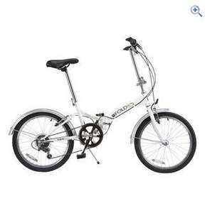 Saxon 'Fold Up' Folding Bike - £100 @ Go Outdoors