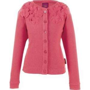 Emma Bunton Girls' Flower Cardigan - 2-7 Years £2.99 @ ARGOS