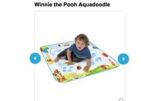Winnie the pooh aquadoodle £9.99 rrp £19.99 @ Toys R Us