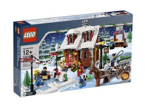 Lego Winter Village Bakery Set £44.99 @ Groupon