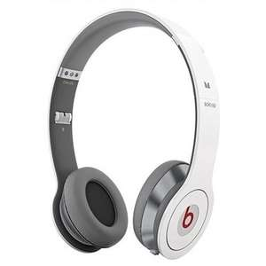 New Monster Beats by Dr Dre Solo HD with ControlTalk On Ear Headphones - White  Reduced from £190 (43% off) - £109.95 @ Totally Gadets eBay