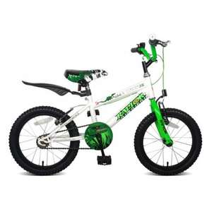 "Concept Raptor 16"" Boys Mountain Bike 5-7 Years £69.95 delivered @  Parkers of Bolton online."
