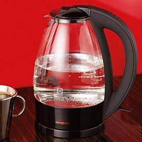 Sainsburys glass panel kettle £13.99 from £34.99