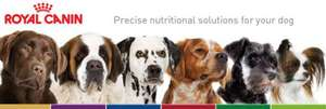Royal Canine Specialist Dog Food Save up to 21% +£10 when you buy two @ petplanet.co.uk