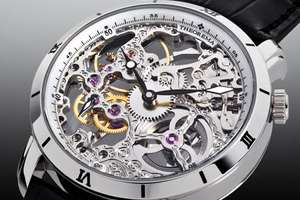 Men's Theorema Rio Skeleton Watch for £239 With Free Delivery (78% Off) @ Groupon