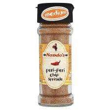 Nando's peri peri chip sprinkle £0.28 at Morrisons