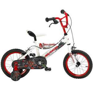 "Avigo 14"" Ninjatec Bike (RRP £119.99) now £49.99 with CODE @ Toys R Us"