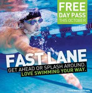 Free Day Pass at David LLoyd