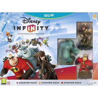 Disney Infinity Starter Pack (PS3 / 360 / Wii U) £41.99 delivered @ Toys R Us