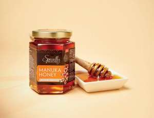 250g Specially Selected 15+ Manuka Honey @ Aldi £4.99 from the 6/10/13