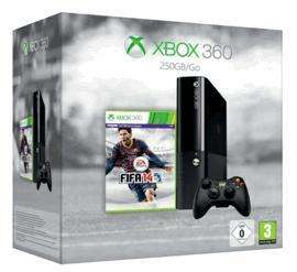 Xbox 360 250GB with FIFA 14 & GTA V £199.99 FREE UK DEL £199.99 @ Game