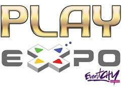 PlayExpo Manchester Event City Tickets - Retro Games, New Games, CosPlay, and Pro Tournaments £10 @ Amazon