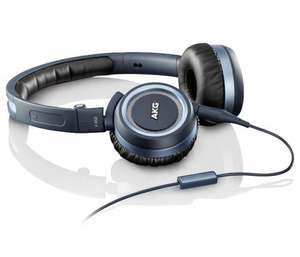 AKG K452 (NEW MODEL - Android compatible remote) £59.95 @ Richer Sounds
