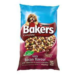 Bakers Complete 14KG for £18 or 5Kg for £8 free to collect or £4.95 delivery @ Pets at home