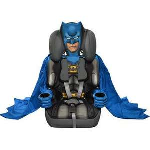 Batman 123 Car Seat  - Even comes with a removable cape! £89.99 @ Toys R Us