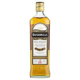 Bushmills Original Irish Whiskey 70cl £15.00 instore & online @ ASDA
