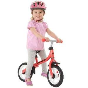 "Avigo Avigo 10"" My First Balance Bike - Pink  half price now was £49.99 now only £24.99 form toys R Us  with 3.15% TCB cashback"