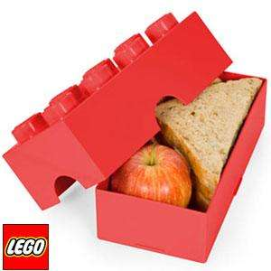 Lego lunch box storage box - instore and online £3.99 normally £10 @ home bargains