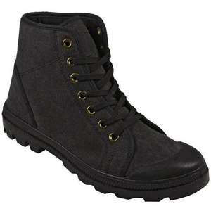 Jack & Jones Mens Soho Vintage Boot In Black - £13.49 @ GetTheLabel / eBay