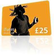 Itunes GiftCard (£25 for 20) @ Asda