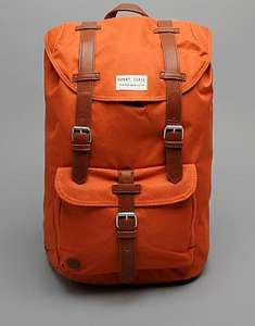 Nanny State  Double Buckle Backpack - £10 -  £1.99 delivery @ Bank Fashion