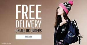 Free Delivery until midnight today only at Internationale