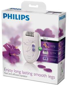 Philips HP6403/00 Satinelle Epilator with Shaving Head only £13.50 @ Tesco instore