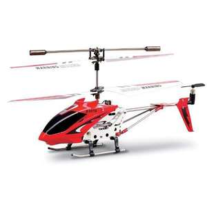 Syma 2nd Edition S107 S107G New Version Indoor Helicopter (Red) £13.39 @ Amazon