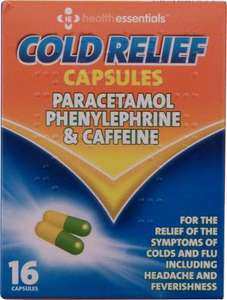 Identical Sudafed/ vicks/benylin cold & sinus pain capsules in Aldi or asda Only 55p under own packaging but EXACT SAME item instead of £2-3.50