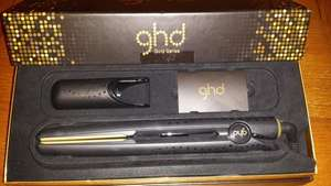 Ghd straighteners £69.99 Argos Clearance Shop. Stanley, County Durham.