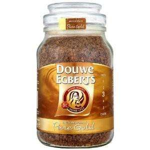 Douwe Egberts 400g gold coffee - costco - £6.24 inc vat