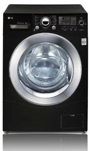 LG F1480TD6 8kg Direct Drive Washing Machine in Black £349.00 In Store (£369 0nline) @ rgbdirect