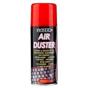 Air Duster Can £1 @ Poundland