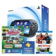 Playstation Vita Console + 8 Games Pack + Fifa Football + 8GB Memory Card + 30 Days PS Plus @ 154.85 delivered. Free next day delivery. @ Shopto